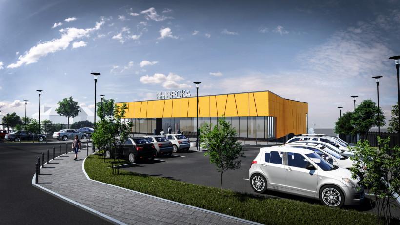 Новый магазин появится в городском округе Истра