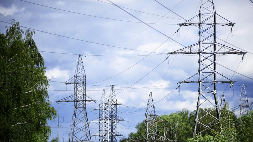 Около 1,2 тыс. га просек вдоль линий электропередачи расчистили в Подмосковье с начала года
