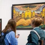 Около 18 тысяч человек посетили Музей Рерихов на ВДНХ c момента его открытия
