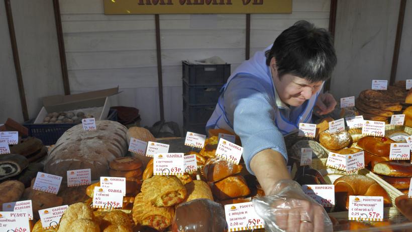 Около 4 тонн овощей и фруктов продали на ярмарке «Ценопад» в Дмитрове за 5 дней