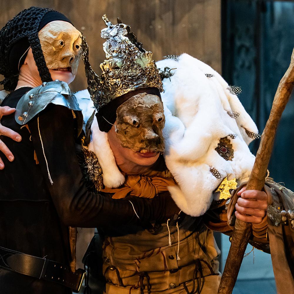 Открытие Театрального двора РАМТа и премьера спектакля «Зобеида»