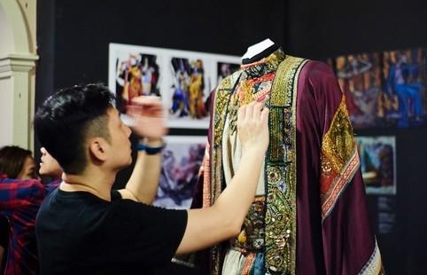 Открытие выставки «Инновационный костюм XXI века: новое поколение» в Государственном историческом музее