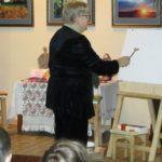 Открытие выставки «Палитра образов и красок»