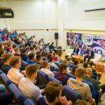 Павел Колобков посетил ряд спортивных объектов Ханты-Мансийска