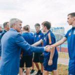 Павел Колобков посетил Смоленскую область с рабочим визитом