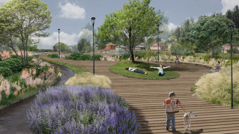 Пять городов Подмосковья победили в конкурсе проектов создания комфортной среды