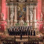 По городам Европы проходит гастрольный тур Московского синодального хора
