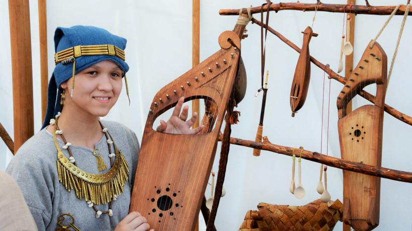 Почти 1,4 тыс. участников объединил фестиваль народного творчества в Красногорске
