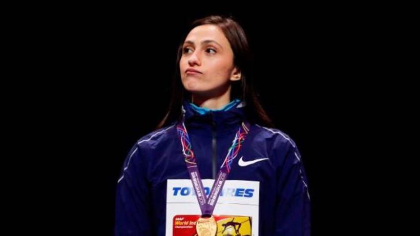 Подмосковная спортсменка показала лучший в мире результат сезона по прыжкам в высоту