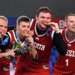 Подмосковные баскетболисты – чемпионы Европейских игр