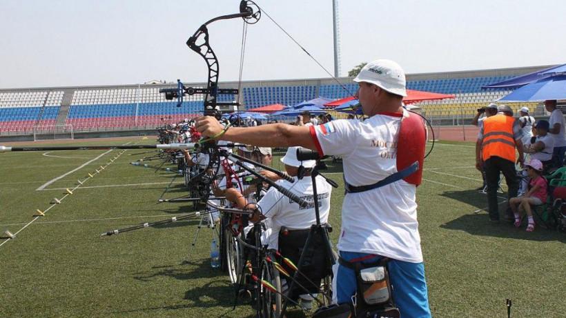 Подмосковные паралимпийцы выступят на чемпионате мира по стрельбе из лука