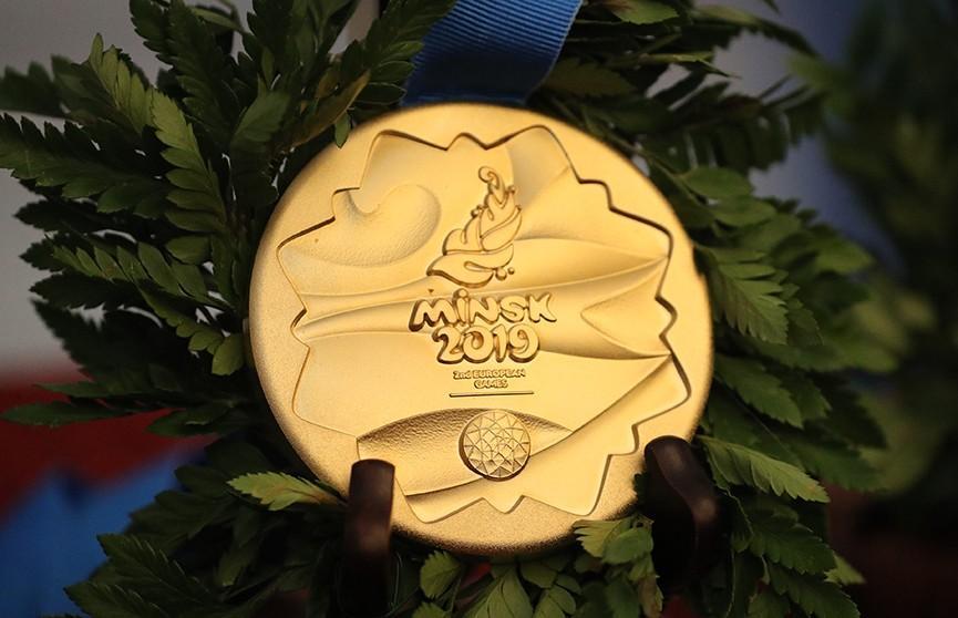 Подмосковные спортсмены завоевали 6 медалей за три дня на II Европейских играх в Минске