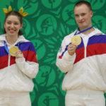 Подмосковные спортсмены завоевали два золота и бронзу в составе сборной России на II Европейских играх