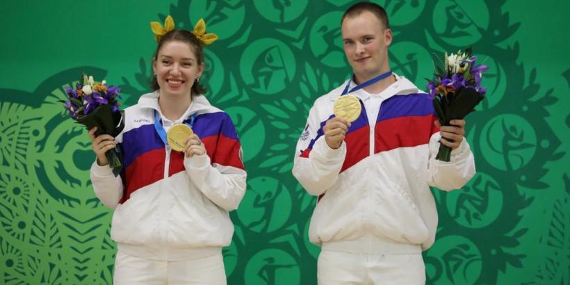Подмосковные спортсмены завоевали два золота и бронзу в составе сборной России на II Европейских игр...
