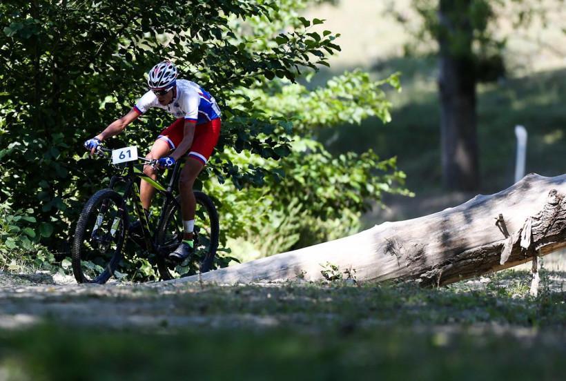 Подмосковные спортсмены завоевали серебро на Чемпионате Европы по спортивному ориентированию в велок...