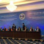 Подписано Соглашение между уполномоченными органами государств – членов ШОС о сотрудничестве в сфере физической культуры и спорта