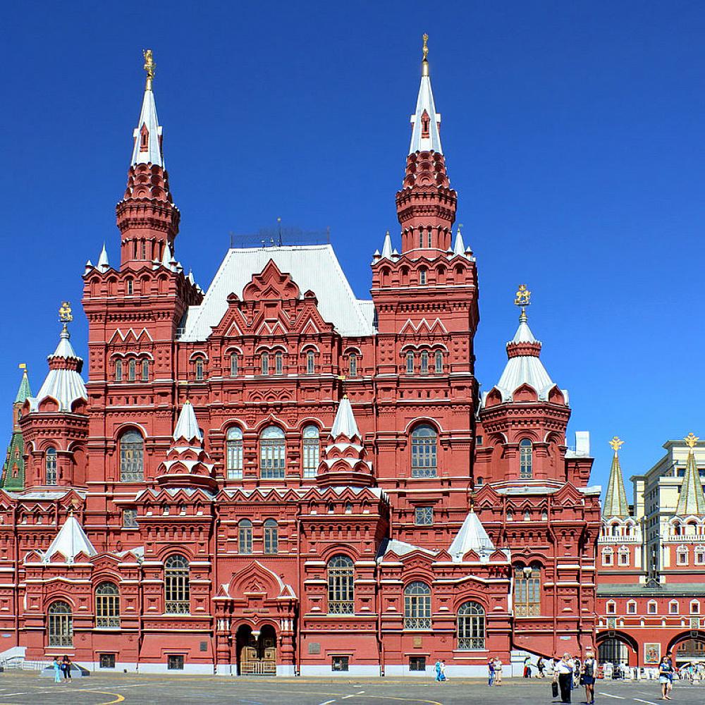 Пресс-показ выставки «500 лет Тульскому кремлю» в Государственном историческом музее