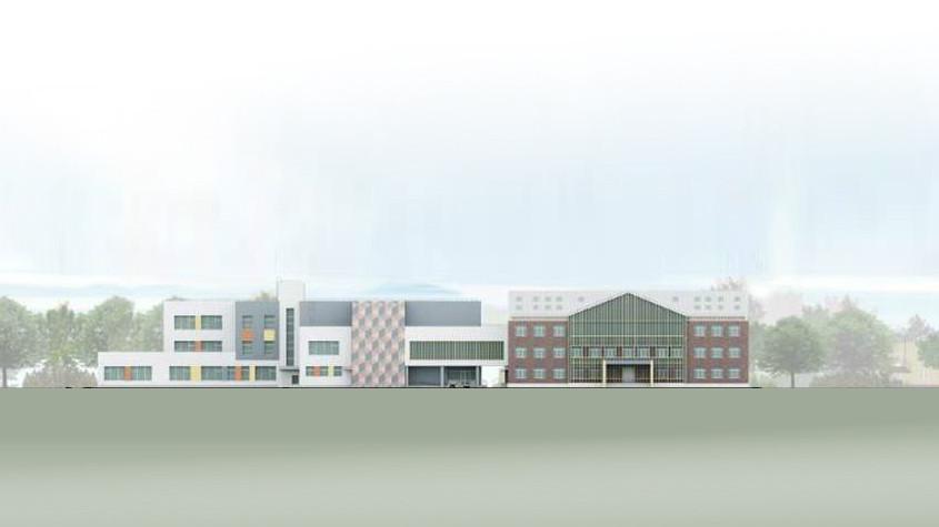 Прием заявок на участие в аукционе по строительству пристройки к школе №8 стартовал в Королеве