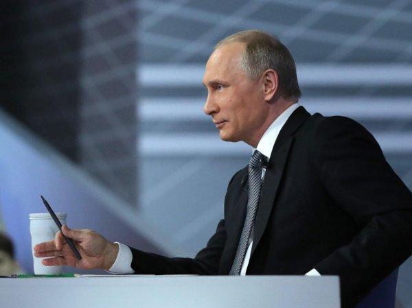"""""""Прямая линия"""" с Путиным 2019: президенту задали свыше 1,3 млн вопросов"""
