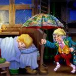 Программа «Раскрывая зонтик»