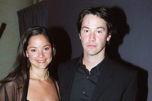 """""""Матрица"""", 2000 Первым, кто пострадал от """"проклятия"""", как мы уже упомянули, был Киану Ривз."""