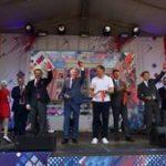 Рабочий визит Павла Колобкова в Минск, приуроченный к открытию II Европейских игр