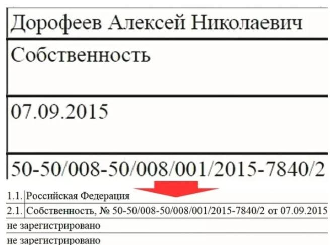 """Росреестр изменил данные об особняках возможных заказчиков дела Голунова на """"Российская Федерация"""""""