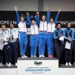 Российские шпажисты и рапиристки завоевали золотые медали на Чемпионате Европы по фехтованию в Германии