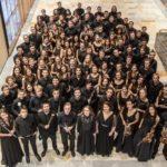 Российский национальный молодежный симфонический оркестр выступит в Концертном зале Мариинского театра