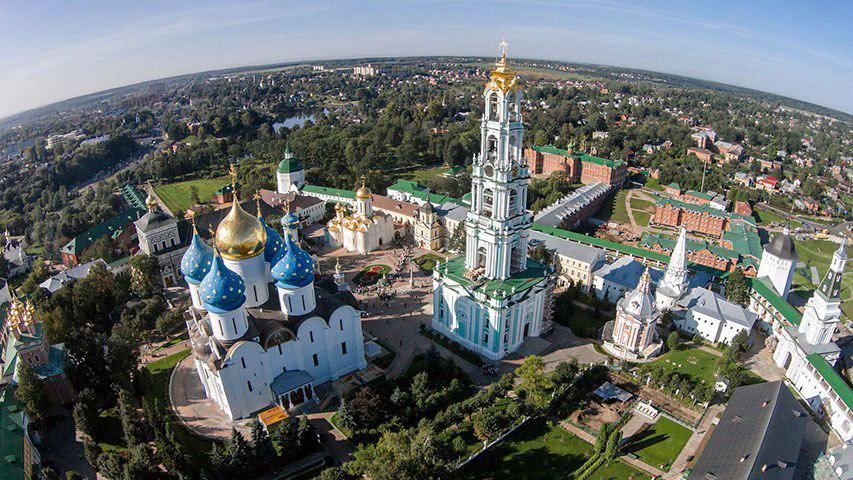 «Русский мир» - для всей семьи: детская программа фестиваля и инфраструктура для гостей Сергиева Пос...