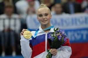 Сборная России первенствует в общекомандном зачёте II Европейских игр
