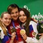 Сборная России упрочила лидерство в общекомандном зачёте II Европейских игр