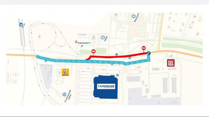 Схема движения транспорта временно изменилась в Сергиево-Посадском округе