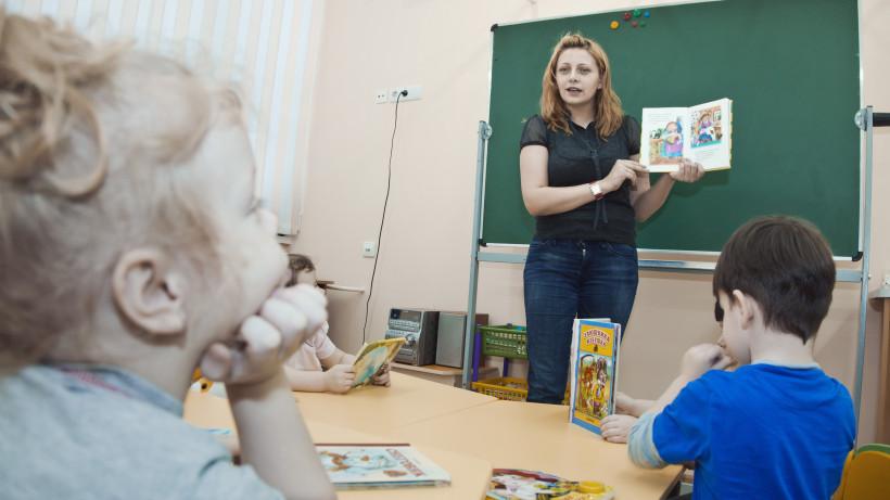 Шесть тысяч дополнительных ясельных мест создадут в Подмосковье в 2019 году