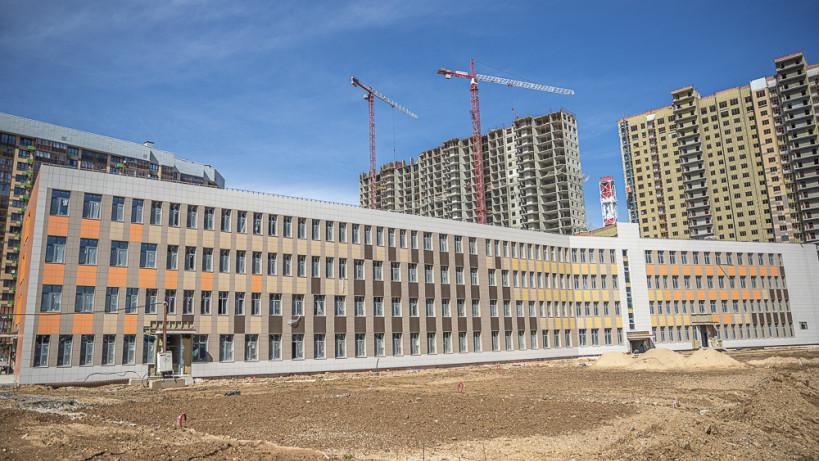 Школу в Одинцовском горокруге построят в конце 2019 года