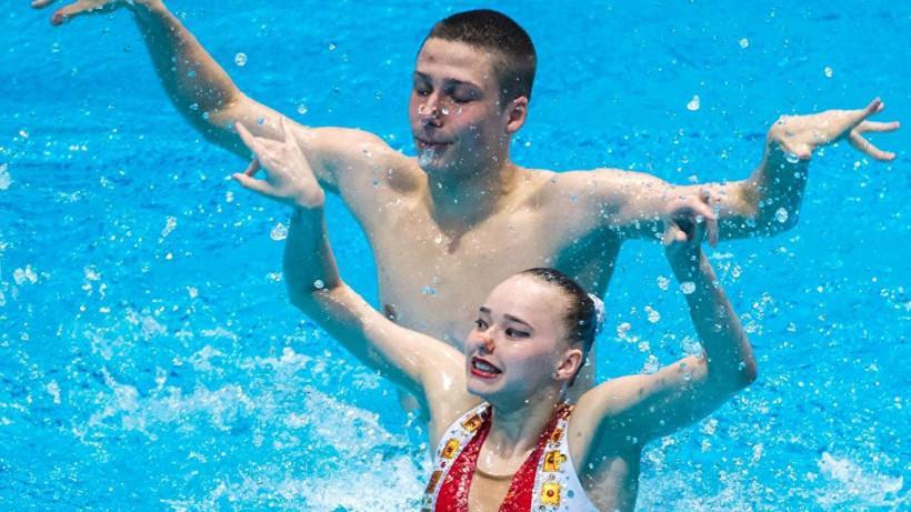 Синхронисты из Московской области – Михаил Васильев и Кристина Аверина – чемпионы Европы