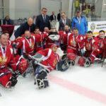 Следж-хоккеисты подмосковного «Феникса» — обладатели Кубка континента в составе сборной России