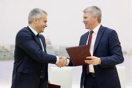 Состоялось подписание Соглашения между Минспортом России и АО «Государственные спортивные лотереи» на полях ПМЭФ'19