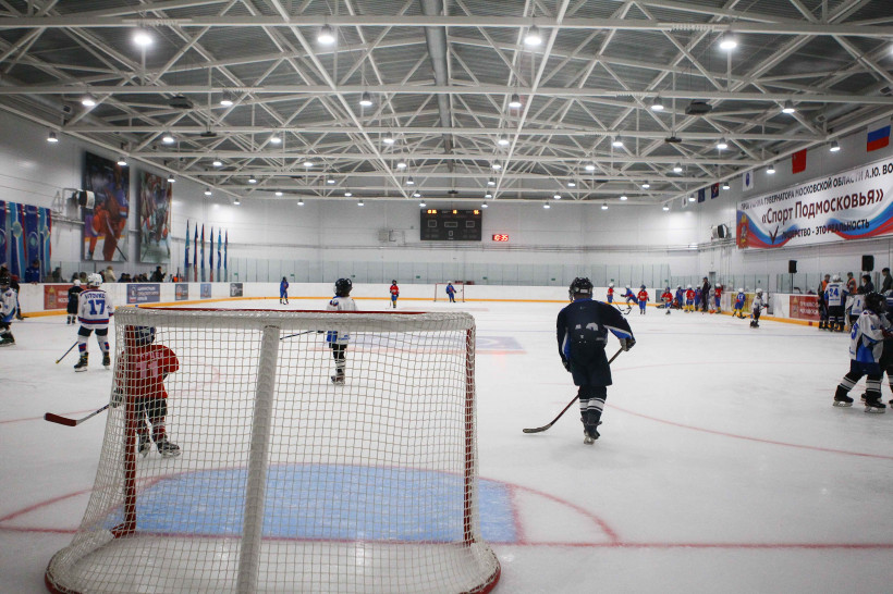 Спортивная школа в ФОКе имени Петрова в Красногорске примет первых учеников в сентябре
