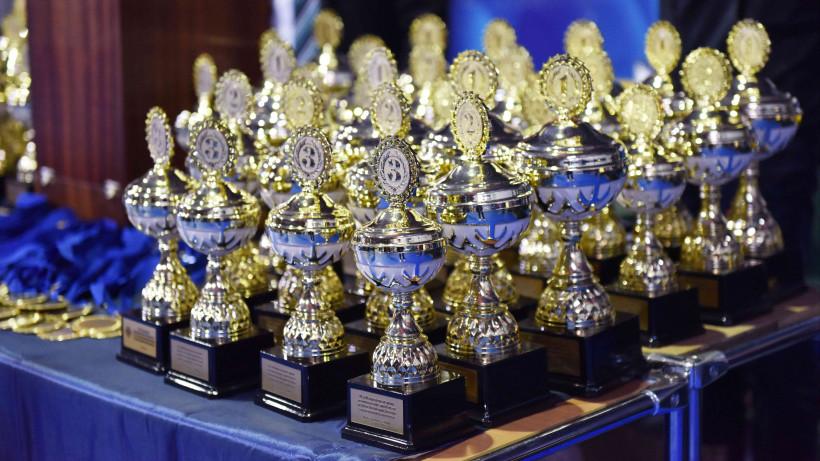 Награды победителям спортивных соревнований