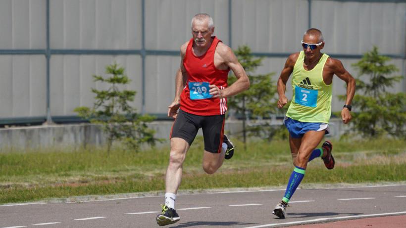 Спортсмены из Дзержинского стали победителями Спартакиады пенсионеров Подмосковья