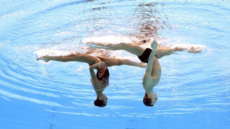 Спортсмены из Подмосковья победили в первенстве Европы по синхронному плаванию