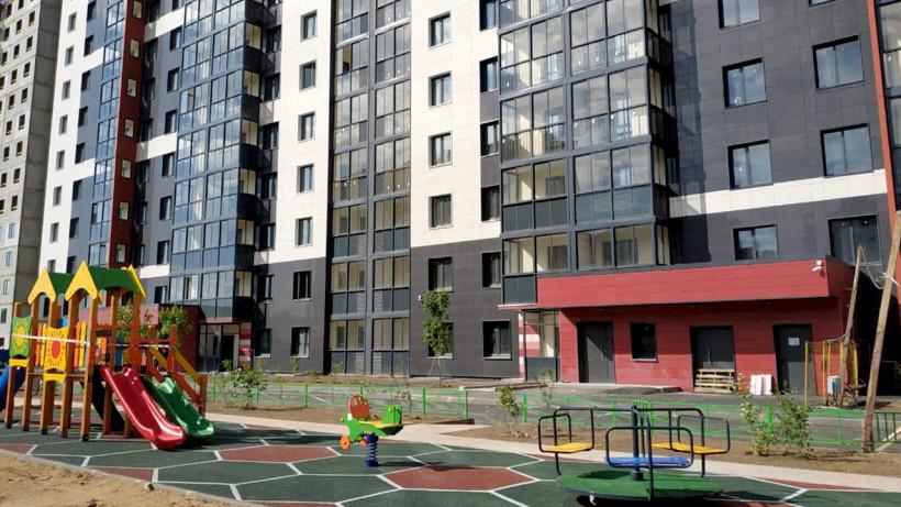 Строительство дома №5 жилого комплекса «Финский» завершили в Щелкове
