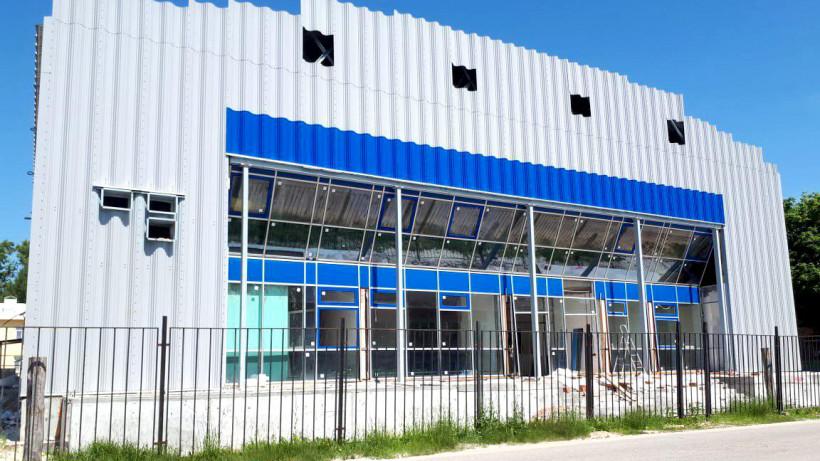 Строительство ФОКа в Шатуре планируют завершить в августе