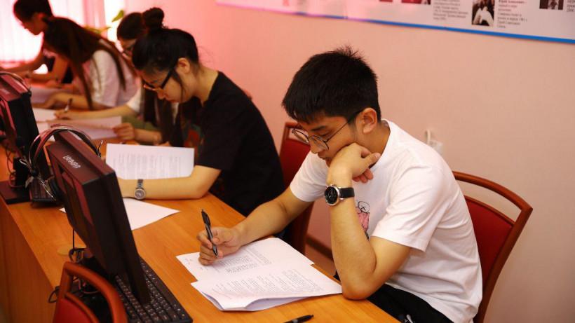 Студенты из Китая прошли практику в подмосковном вузе