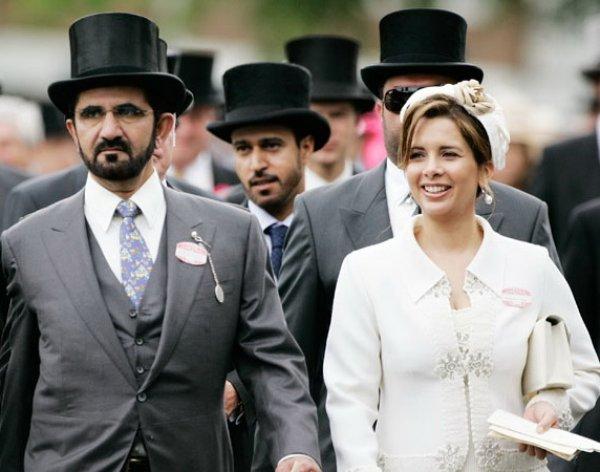 Супруга эмира Дубая сбежала в Германию, прихватив детей и $40 млн