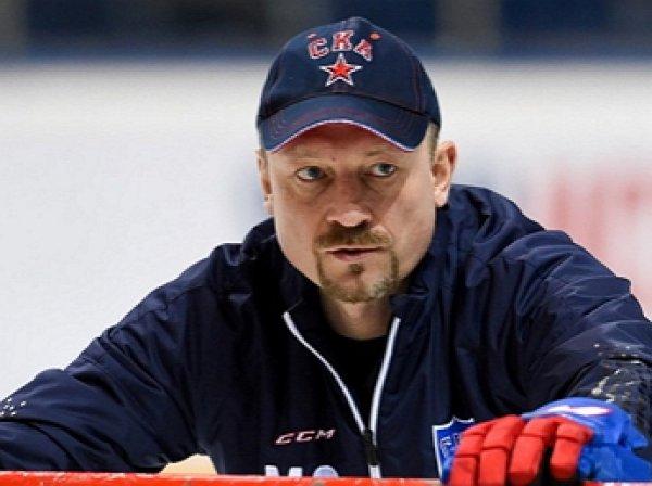 Сын знаменитого экс-вратаря сборной России по хоккею зарезал мать