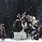 Театр им. Вахтангова отправился на гастроли в Канаду и США
