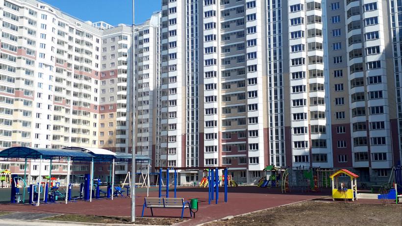 Три корпуса жилого комплекса «Первый Андреевский» построили в Солнечногорске