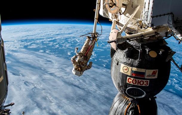 Три космонавта с МКС вернулись на Землю